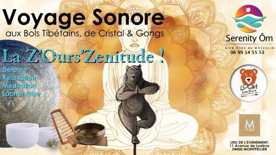 La Z'Ours'Zénitude – Voyage Sonore (21 Février)