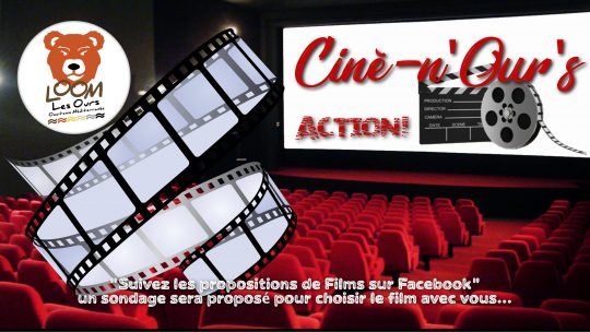 Ciné-n'Ours (17 Mars)