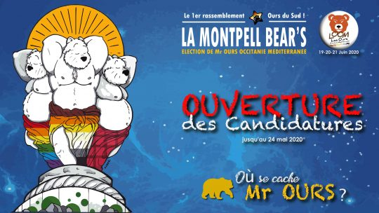 CANDIDATURE MR OURS OCCITANIE MEDITERRANEE