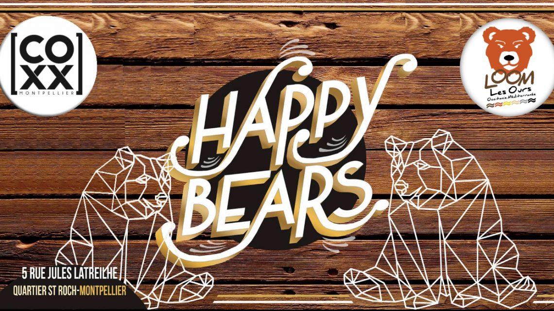 Happy Bears au COXX