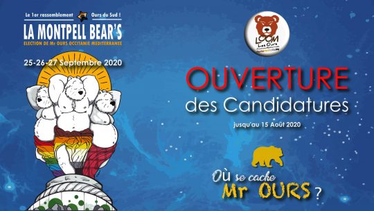 CANDIDATURES MR OURS OCCITANIE MEDITERRANEE